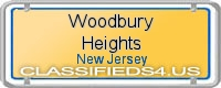 Woodbury Heights board
